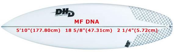 MF DNA